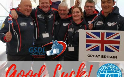 Good Luck Team GB at the FCI !