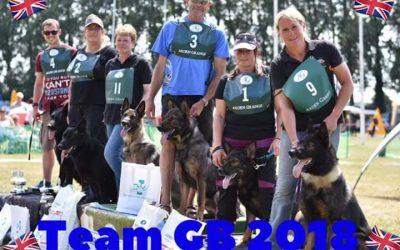 WUSV Team GB