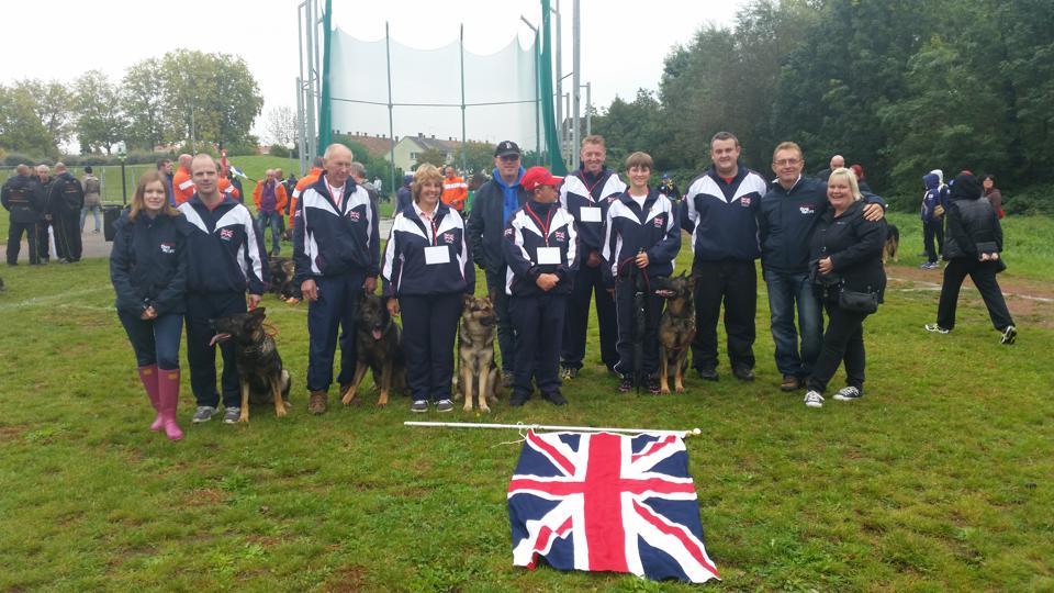 WUSV Team GB 2014