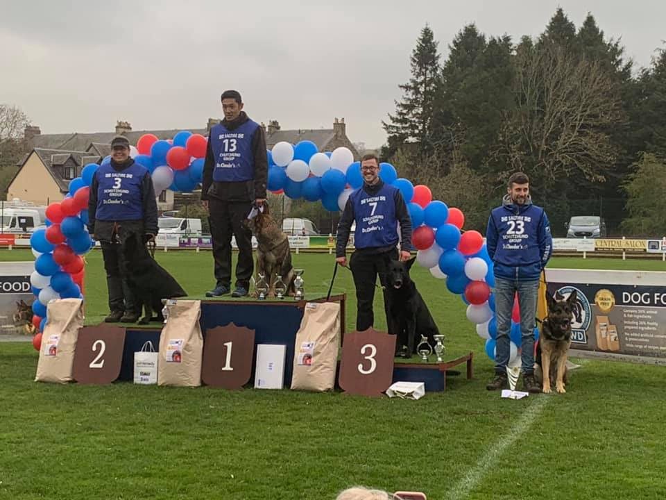 UK All Breeds National Championship 2019