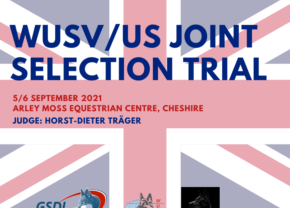 WUSV/Universal Sieger Joint Selection 2021